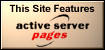 Active Server Pages ( ASP )